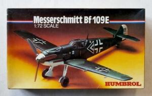 HUMBROL 1/72 72004 MESSERSCHMITT Bf 109E