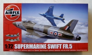 AIRFIX 1/72 04003 SUPERMARINE SWIFT FR.5