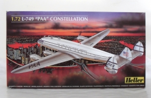 HELLER 1/72 80381 L-749 PAA CONSTELLATION