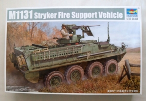 TRUMPETER 1/35 00398 M1131 STRYKER FIRE SUPPORT VEHICLE