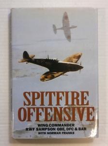 CHEAP BOOKS  ZB725 SPITFIRE OFFENSIVE