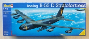 REVELL 1/72 04608 BOEING B-52D STRATOFORTRESS  UK SALE ONLY