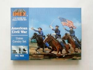IMEX 1/72 503 UNION CAVALRY