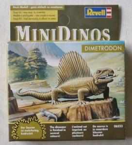 REVELL  6523 DIMETRODON  MINI