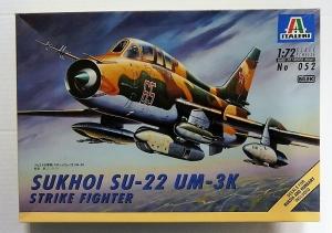 ITALERI 1/72 052 SUKHOI Su-22 UM-3K STRIKE FIGHTER