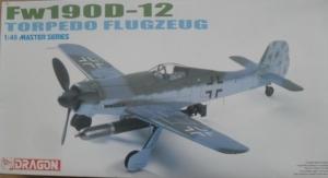 DRAGON 1/48 5534 FOCKE-WULF Fw 190D-12 TORPEDO FLUGZEUG