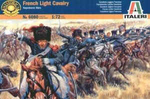 ITALERI 1/72 6080 NAPOLEONIC FRENCH LIGHT CAVALRY
