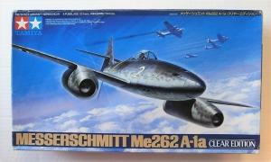 TAMIYA 1/48 61091 MESSERSCHMITT Me 262 A-1a CLEAR EDITION