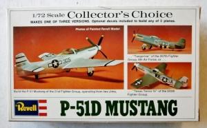 REVELL 1/72 H72 P-51D MUSTANG