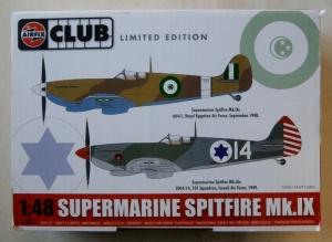 AIRFIX 1/48 73007 SUPERMARINE SPITFIRE Mk.IX