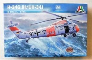 ITALERI 1/48 2712 H-34G.III/UH-34J