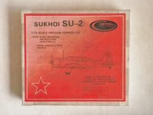 CONTRAIL 1/72 SUKHOI Su-2