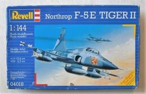 REVELL 1/144 04018 NORTHROP F-5E TIGER II