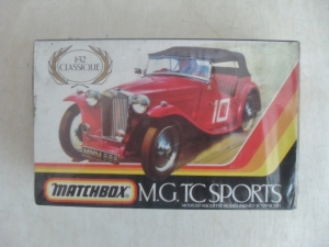 MATCHBOX 1/32 PK-306 MG TC SPORTS