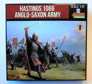 STRELETS 1/72 912 HASTINGS 1066 ANGLO-SAXON ARMY