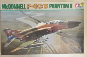 TAMIYA 1/32 60305 McDONNELL F-4C/D PHANTOM II  UK SALE ONLY