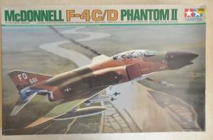 TAMIYA 1/32 60305 McDONNELL F-4C/D PHANTOM II  UK SALE ONLY