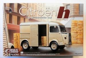 EBBRO 1/24 25007 CITROEN H LA CAMIONNETTE STAR