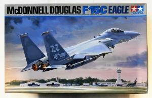 TAMIYA 1/32 60304 McDONNELL DOUGLAS F-15C EAGLE  UK SALE ONLY