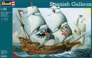 REVELL 1/96 05620 SPANISH GALLEON  UK SALE ONLY