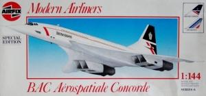 AIRFIX 1/144 06181 BAC AEROSPATIALE CONCORDE