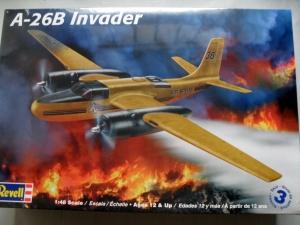 REVELL 1/48 5524 A-26B INVADER