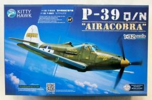 KITTYHAWK 1/32 32013 P-39Q/N AIRACOBRA