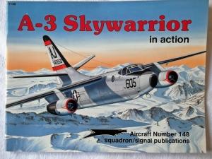 SQUADRON/SIGNAL AIRCRAFT IN ACTION  1148. A-3 SKYWARRIOR