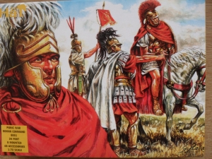 HAT INDUSTRIES 1/72 8051 PUNIC WAR ROMAN COMMAND