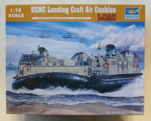 TRUMPETER 1/72 07302 USMC LANDING CRAFT AIR CUSHION LCAC