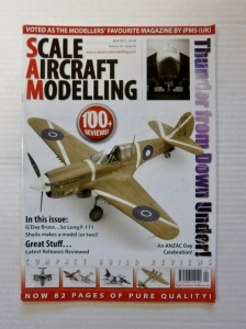 SCALE AIRCRAFT MODELLING  SAM VOLUME 33 ISSUE 02
