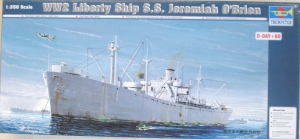 TRUMPETER 1/350 05301 JEREMIAH O BRIEN LIBERTY SHIP