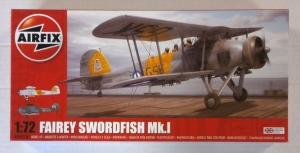 AIRFIX 1/72 04053A FAIREY SWORDFISH Mk.I