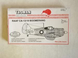 TASMAN 1/72 RAAF CA-13/19 BOOMERANG