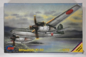MPM 1/72 72088 MITSUBISHI Ki-83