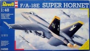 REVELL 1/48 04585 F/A-18E SUPER HORNET