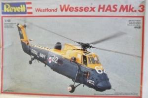 REVELL 1/48 4468 WESTLAND WESSEX HAS Mk.3