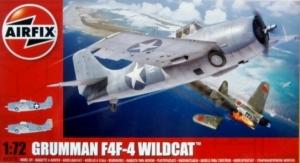 AIRFIX 1/72 02070 GRUMMAN F4F-4 WILDCAT