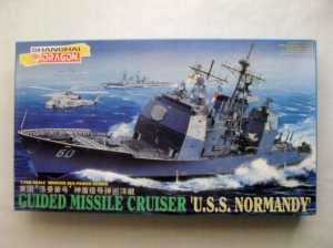 DRAGON 1/700 7023 USS NORMANDY