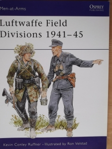 OSPREY  229. LUFTWAFFE FIELD DIVISIONS 1941-45