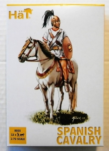 HAT INDUSTRIES 1/72 8055 SPANISH CAVALRY