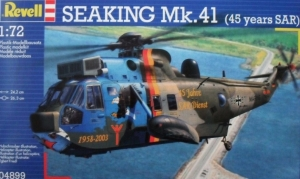 REVELL 1/72 04899 SEAKING Mk.41 - 45 YEARS SAR