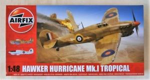 AIRFIX 1/48 05129 HAWKER HURRICANE Mk.I TROPICAL