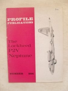 PROFILES AIRCRAFT PROFILES 204. LOCKHEED P2V NEPTUNE