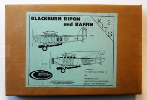 CONTRAIL 1/72 BLACKBURN RIPON   BAFFIN