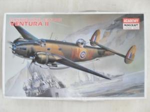 ACADEMY 1/72 2105 LOCKHEED VENTURA II RAF