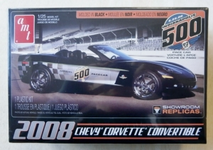 AMT 1/25 816 2008 CHEVY CORVETTE CONVERTIBLE