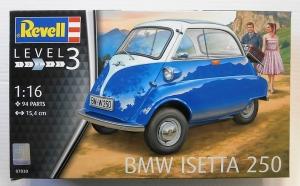 REVELL 1/16 07030 BMW ISETTA 250
