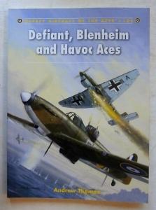 AIRCRAFT OF THE ACES  105. DEFIANT BLENHEIM   HAVOC ACES