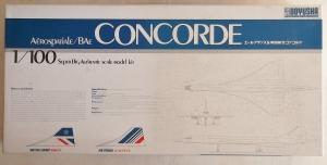 DOYUSHA 1/100 100 AEROSPATIALE/BAe CONCORDE